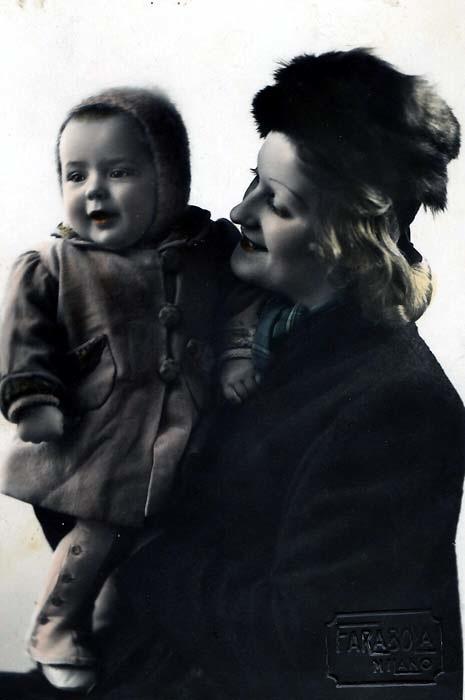 Bimbo e mamma