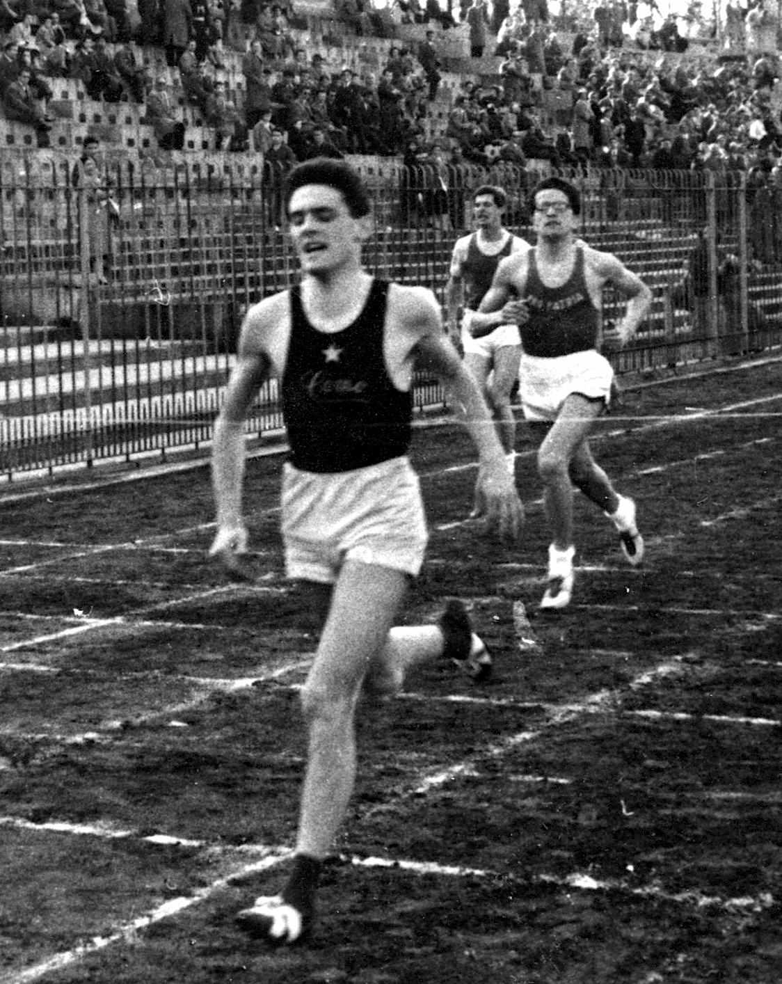 Biondi Pasqua Atleta 1957