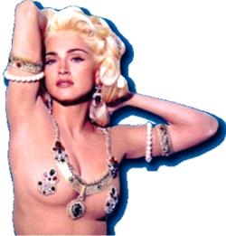 Veronica Ciccone - Madonna